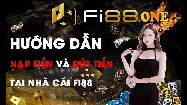 Chọn rút tiền sau khi đăng nhập vào nhà cái FI88