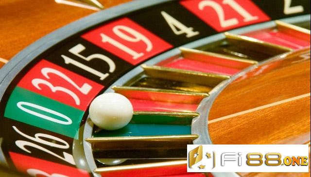 Vòng quay Roulette sẽ mang lại sự may mắn cho người chơi tại sòng bạc