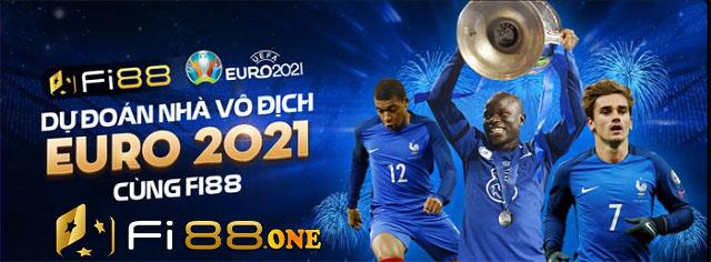 Dự đoán nhà vô địch EURO 2021 cùng FI88