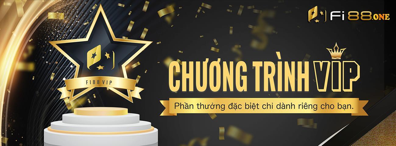 Phần thưởng hấp dẫn VIP FI88