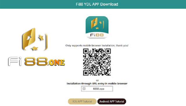 Sử dụng app FI88 để truy cập vào nhà cái